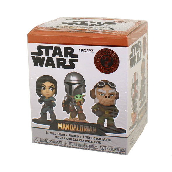 Funko Mystery Minis: The Mandalorian (One Supplied)