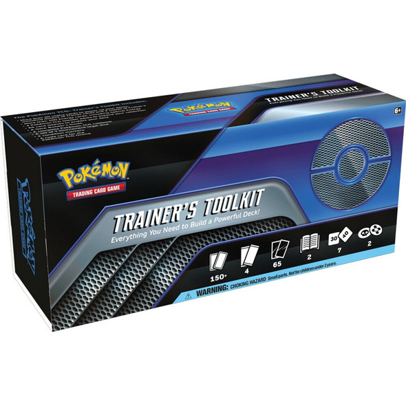 Pokémon TCG: Trainers Toolkit 2021