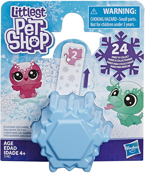 Littlest Pet Shop Frosted Wonderland Surprise Single Pack