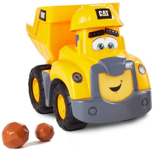 Cat Toys Junior Crew Construction Buddies Dump Truck