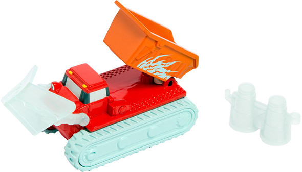 Fisher Price Bob The Builder Fuel Up Friends Icy Muck Vehicle