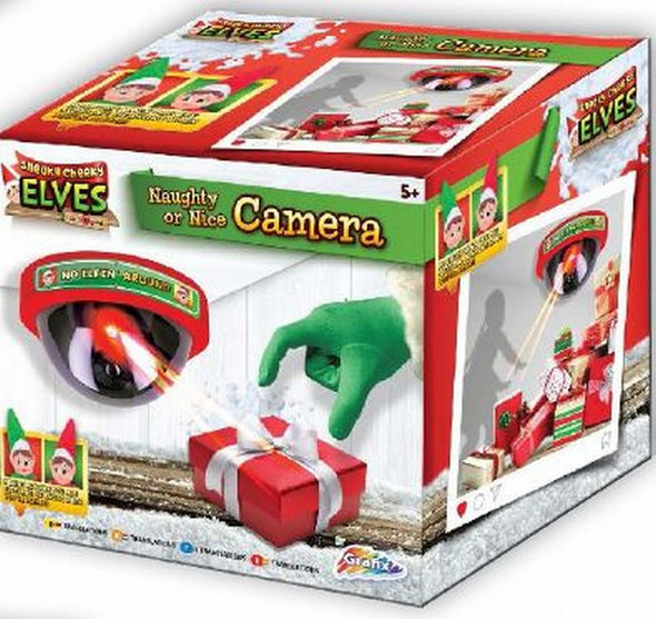 Agent Elf Spy Camera Realistic Fake Camera