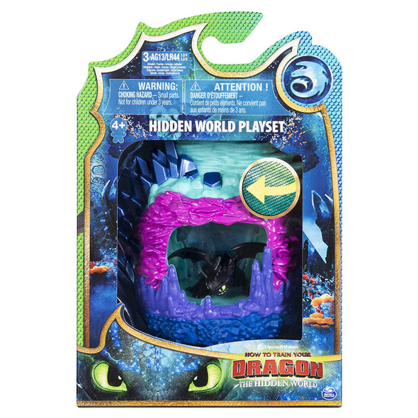 How To Train Your Dragon: The Hidden World - Dragon Lair Asst (One Supplied)