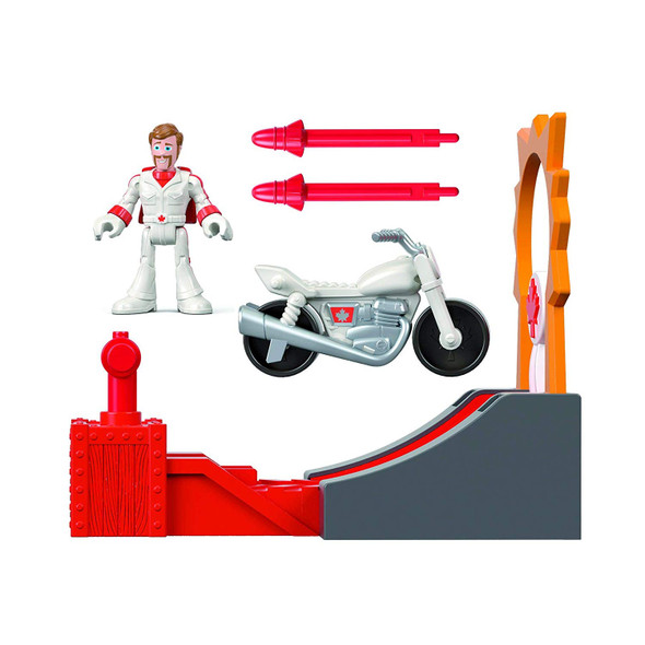 """Disney Pixar Toy Story 4  Imaginext figure and """"ring of fire"""" set!"""