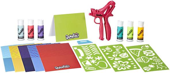 Play-Doh - DohVinci Stencil Your Art Stenciling Set