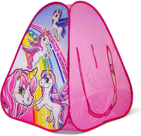 Ozbozz Unicorn Pop Up Tent