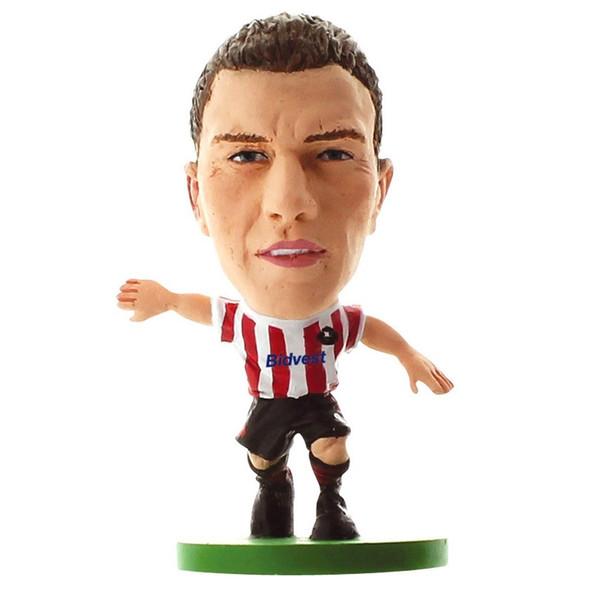 SoccerStarz Figure Sunderland Home Kit Craig Gardener