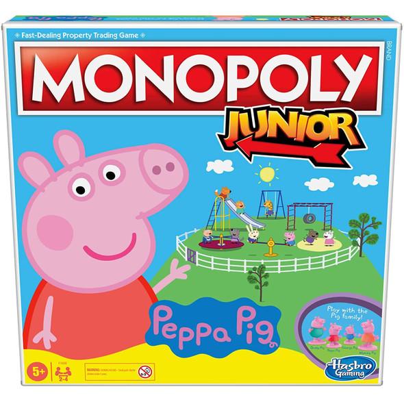 Monopoly Junior: Peppa Pig Edition
