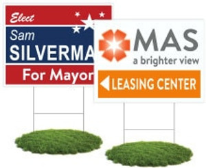 wholesale yard signs