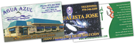 wholesale business cards
