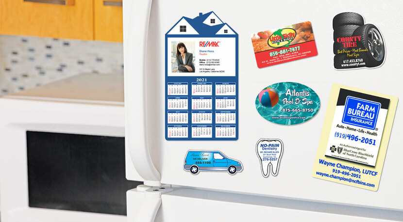 7 Ways Custom Fridge Magnets Can Stick with You