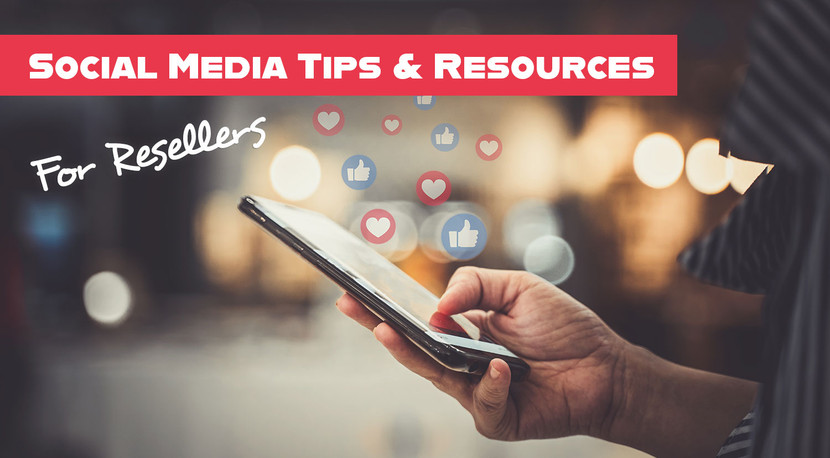 4 tips resellers can use to grow their social media audience and generate more print orders