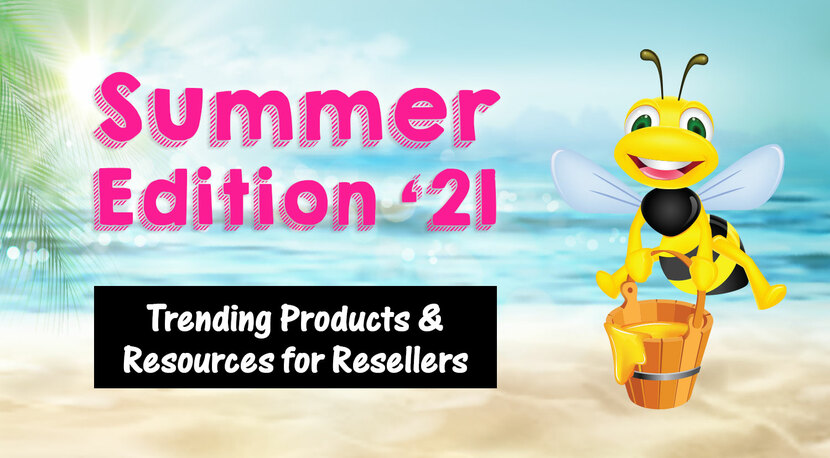 5 Trending Summer Products For Resellers Selling Wholesale Printing