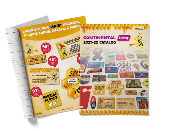 Continental BizMag's Retail Brochure for Resellers