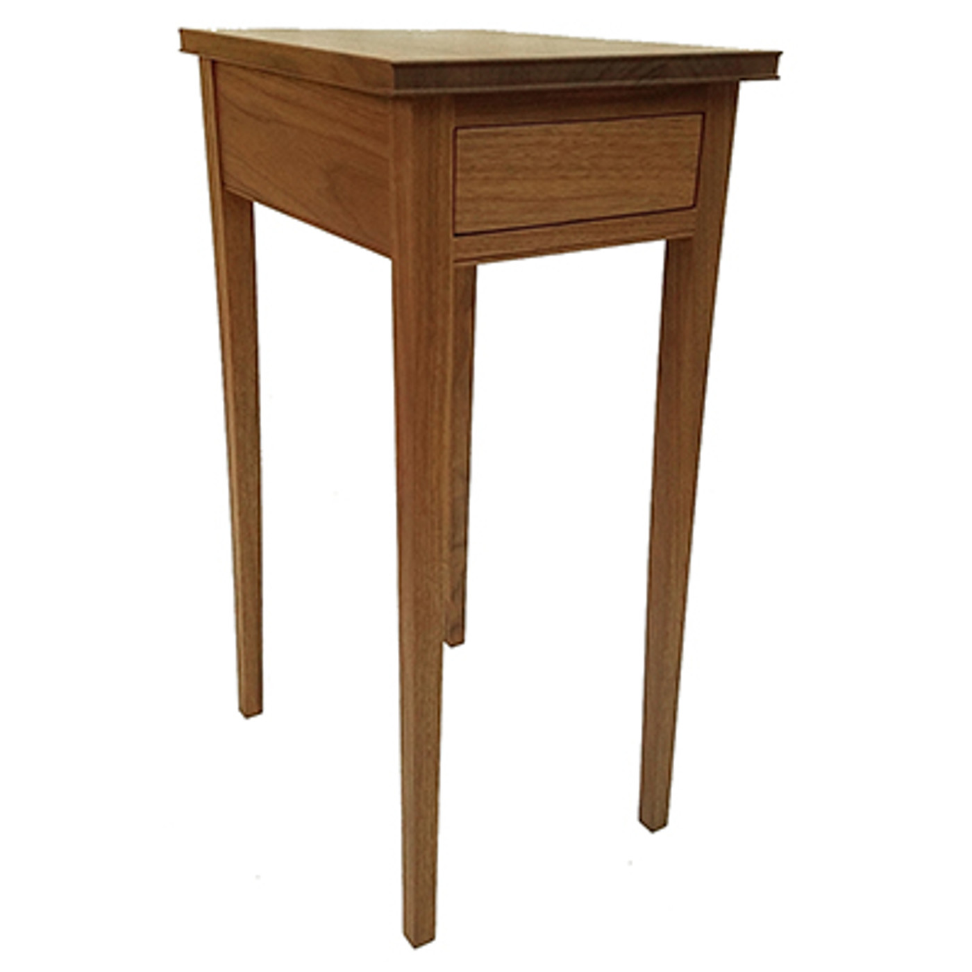 American Hepplewhite Table with drawer