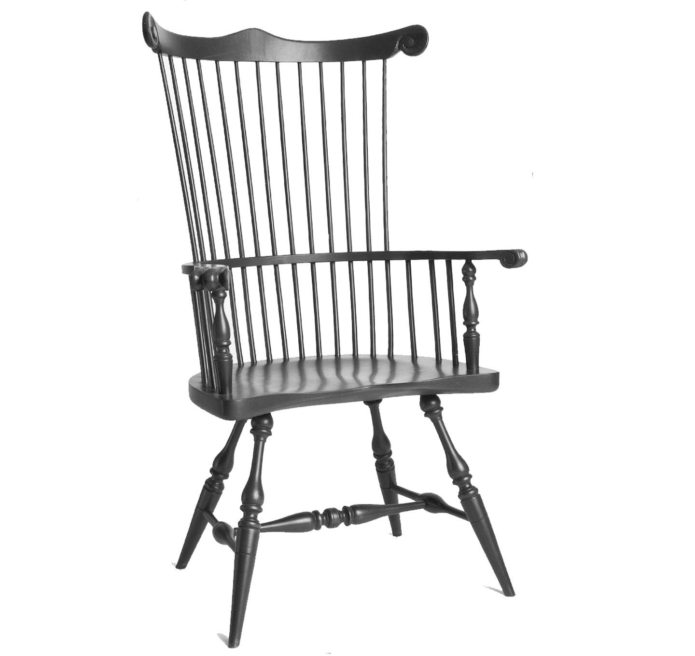 Philadelphia Comb Back Chair
