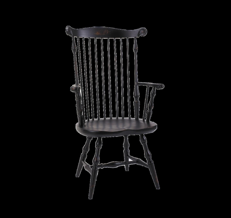 Fanback Windsor Arm Chair Kit