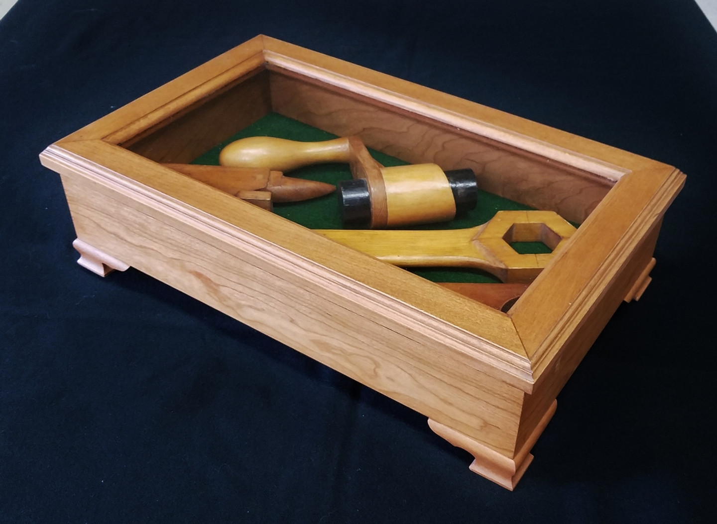 Desk Display Chest