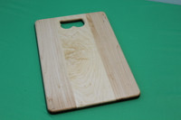 Our Beginner's Basic Cutting Board. This kit can be easily enhanced with our deluxe upgrade, or by purchasing our deluxe kit option available on the BayneBox.com site.