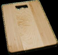 Basic Cutting Board - Beginner's Cut