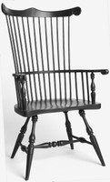Philadelphia Comb Back Chair