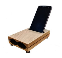 Acoustic Cell Phone Stand