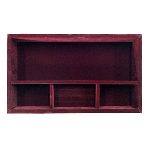 Jewelry Box Liner  for Irish Jewelry Chest, Sarah's Chest & Desk Display Chest