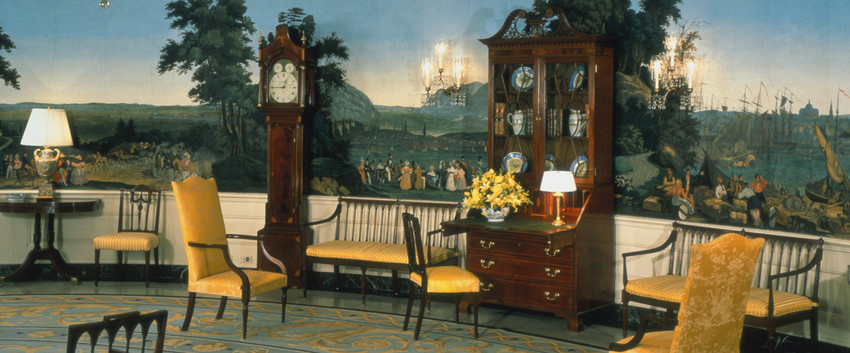​The Federal Style: American Neoclassicism, 1780-1820