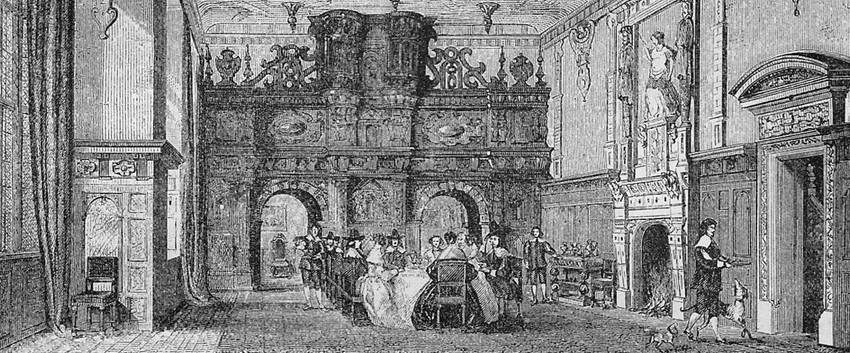 ​Jacobean Furniture, 1603-1690