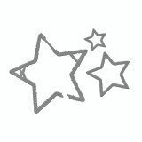 Shapeabilities Seth Apter Robo Star Etched Dies