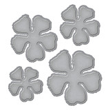 Shapeabilities Tammy Tutterow Designs Shabby Posies Etched Dies