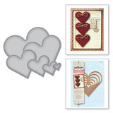 Nestabilities Classic Heart Etched Dies