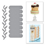 Shapeabilities Edging Leaf Etched Dies from the Joyous Celebrations Collection by Sharyn Sowell