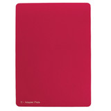 Grand Calibur Raspberry Spacer Plate 8.5 x 12
