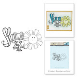 Shine Stamp from the Happy Grams #3 by Tammy Tutterow