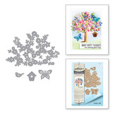 Shapeabilities Spring Canopy and Elements Etched Dies Four Seasons by Lene Lok