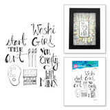 Crafty Minx Clear Stamps Artomology Collection by Jane Davenport