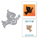 Shapeabilities Dove Etched Dies On the Wings of Love Collection by Joanne Fink