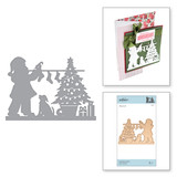 Shapeabilities Hanging Stockings Etched Dies A Sweet Christmas by Sharyn Sowell