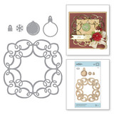 Shapeabilities Charming Christmas Boughs Etched Dies A Charming Christmas Collection by Becca Feeken