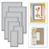 5 x 7 Matting Basics A Card Creator Etched Dies