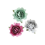 Cottage Flowers Paper Flowers