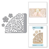 Candlewick Grand Pocket Etched Dies Candlewick Sampler Collection by Becca Feeken