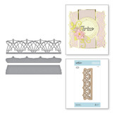 Shapeabilities Doily Border Etched Dies Candlewick Classics Collection by Becca Feeken