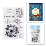 Merry Little Christmas Clear Stamp Set