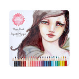 Magic Wand Colored Pencils from ArtEssentials by Jane Davenport
