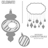 Ornament Party Stamp Set