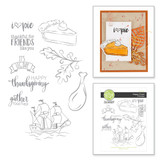 Happy Feast Stamp Set