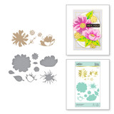 Glimmered Botanical Glimmer Hot Foil Plate & Die Set