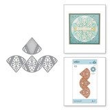 Pointed Harmony Doily Etched Dies from the Dimensional Doily Collection by Amazing Paper Grace by Becca Feeken